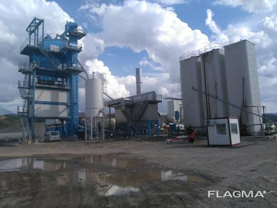 Б/У Асфальтный зав Benninghoven ECO- 320 т/ч, 2011 г