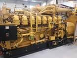 Б/У газовый двигатель Caterpillar 3516, 1998 г. в. 1 000 Квт - фото 8