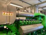 Б/У газовый двигатель Jenbacher J 620 GS-NL, 2009 г. - фото 5