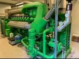 Б/У газовый двигатель Jenbacher JGS420 GSNL,1412 Квт,2005 г. - фото 1