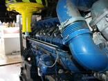 Б/У газовый двигатель MWM TBG 604-V-12, 1988 г. , 590 Квт - фото 6