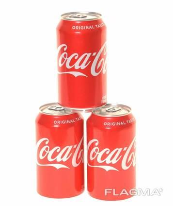 Coca cola 330ml / Coca cola 33cl can for sale in EU