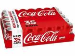 Coca cola 330ml / Coca cola 33cl can for sale in EU - photo 3