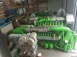 Газопоршневая электростанция SUMAB (MWM) 1200 Квт - фото 1