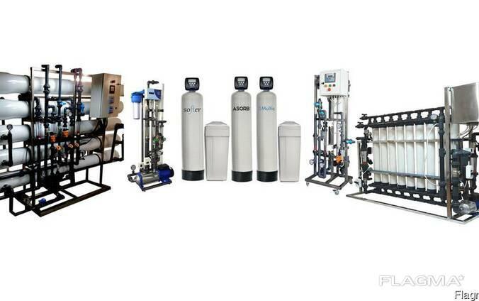 Industrial water treatment equipment