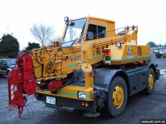 Краны колёсные из Японии по выгодным ценам