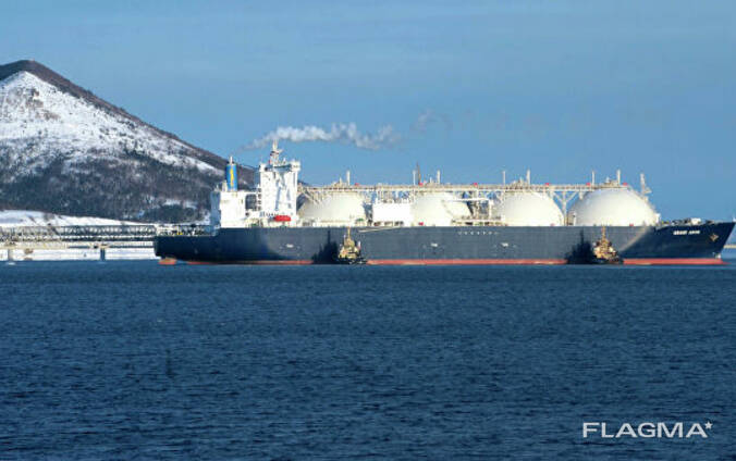LNG (compressed natural gas) and LPG