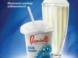 Milk Shake & Ice Cream Mixture