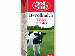 Natural MILK UHT from Poland