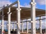 Оборудование для производства бетонных колонн большой длины. - фото 1