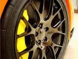 Racing desks Lamborghini Murciélago created by Frost Design - photo 6